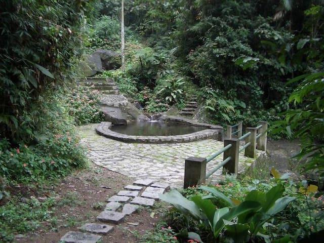 Morada no Parque Nacional de Itatiaia - Itatiaia