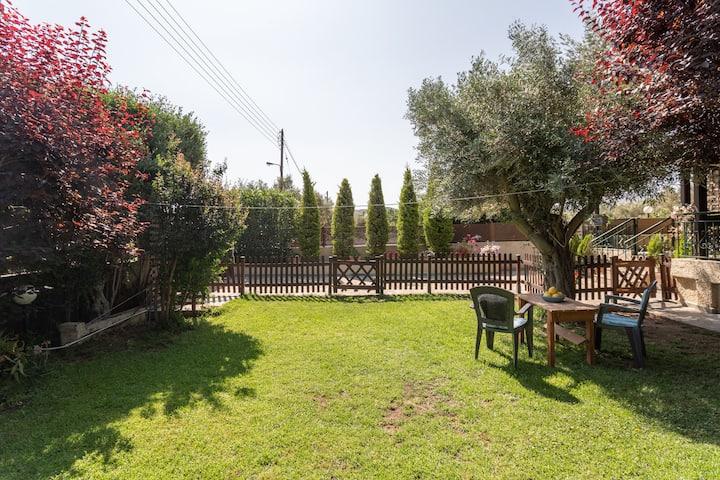 ☀️ Sunny Family House | | Garden & BBQ