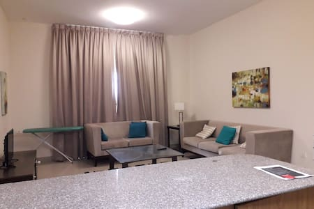 Spacious 1 bed apartment with balcony