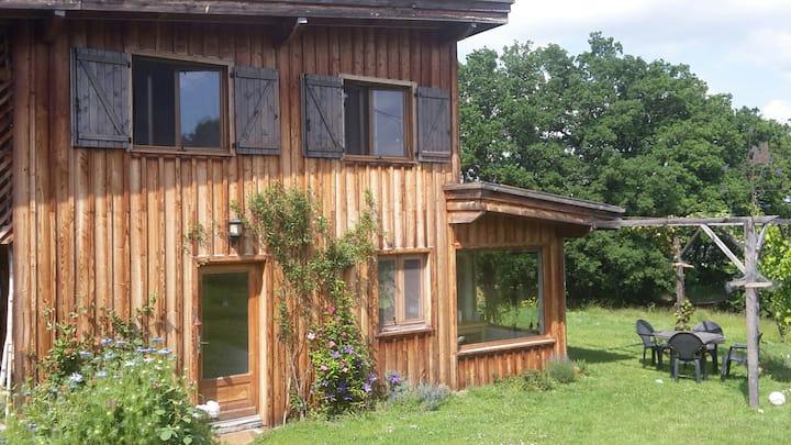 Maison écologique près des Pyrénées