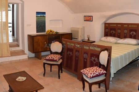 Casa vacanze 4 posti letto - Tiggiano