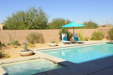 3 bedroom home with private pool - Tucson