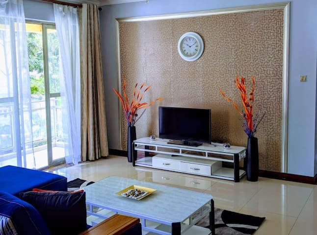Elegant 1 bed apartment near Yaya Centre, Kilimani