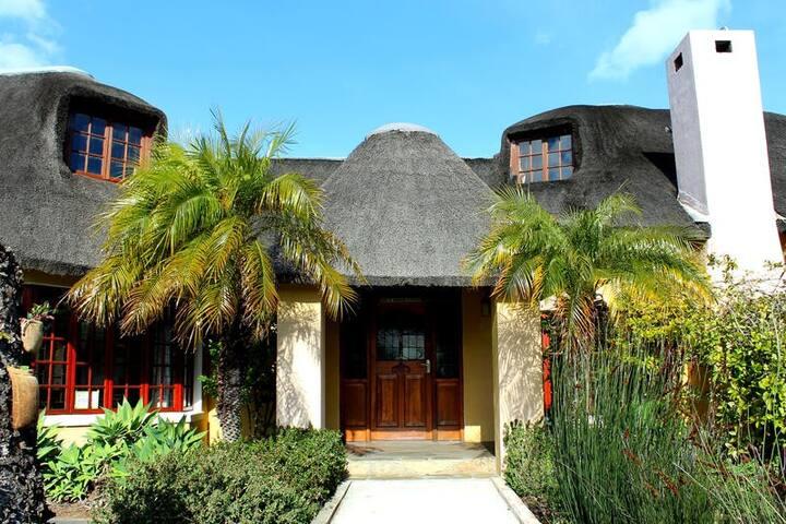 iNkosi Eco Lodge-Cape Town's Hidden Gem