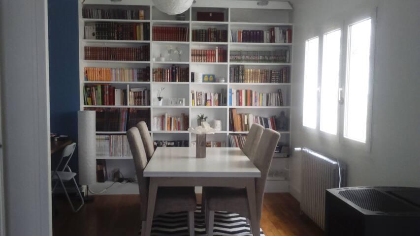 Chambre privée dans maison proche centre ville - Orléans - Haus