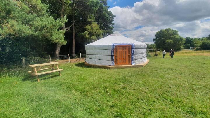 Basecamp Mongolian Yurt