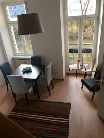 Great 2 floor apartment near Friederich Str MITTE
