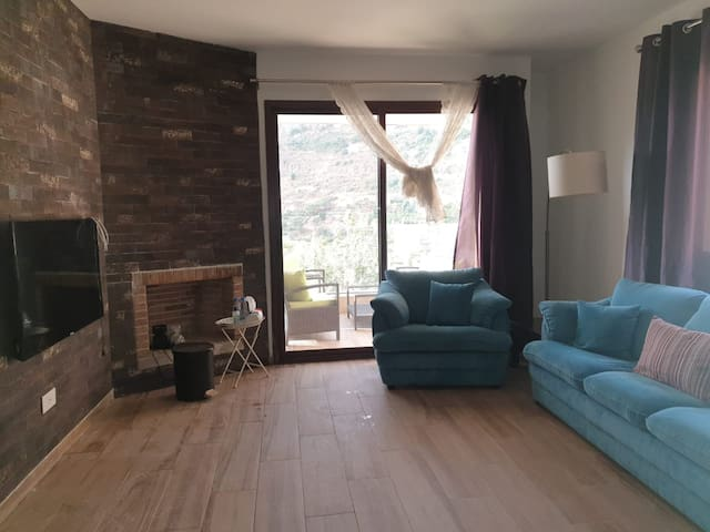 Chalet/Apartment for rent in Faraya