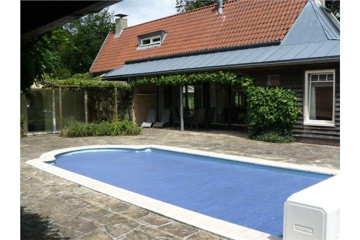 B&B de Boskamp, near Giethoorn/Hunebedden