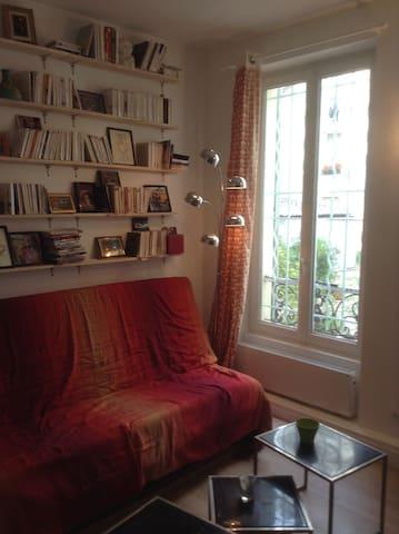 Un beau studio à deux petits pas de Paris
