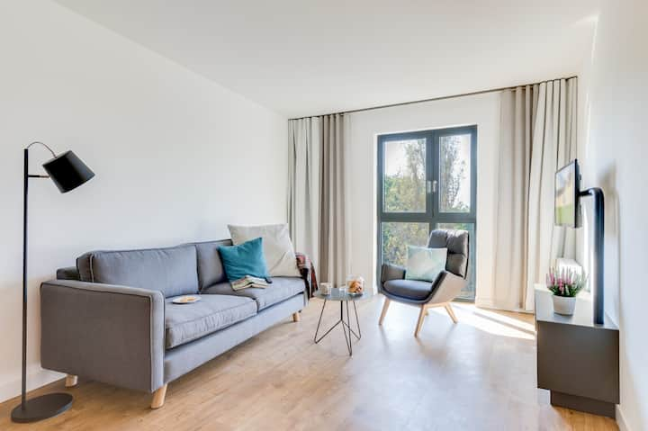 Serviced Apartment - Apartment in Karlshorst