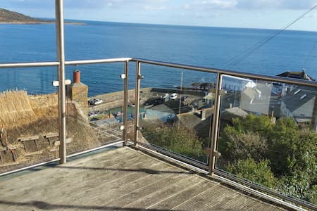 Fabulous Views, Modern, Comfortable - Coverack