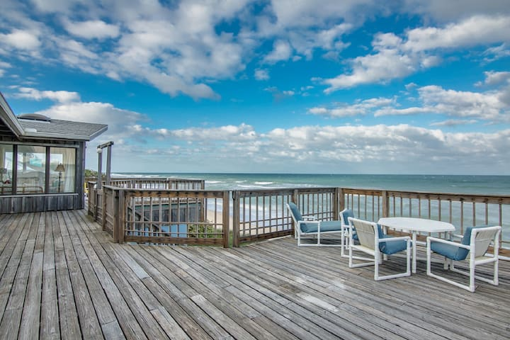 Driftwood Oceanfront upstairs villa - Melbourne Beach - Vila