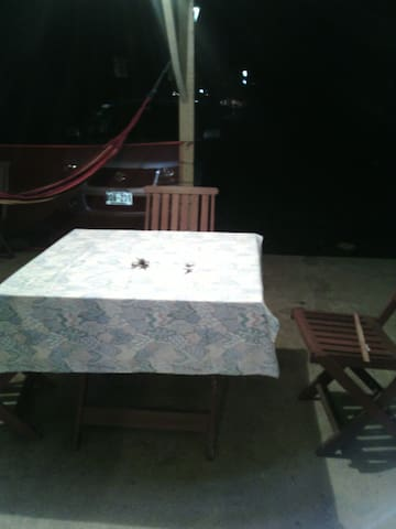 House for rent in Playa Negra - Puerto Viejo de Talamanca - Blockhütte
