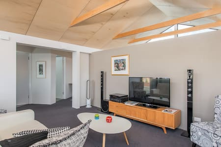 Fusion Apartment - walk to CBD - North Hobart - Wohnung