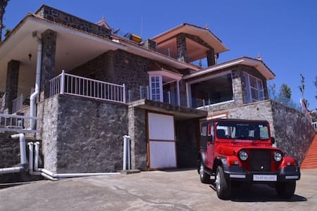 Amazing Kodai Villa With Great Views - AarnaResort