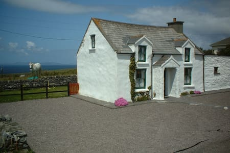 Charming 200Year Old Cul Cottage, Valentia Island.