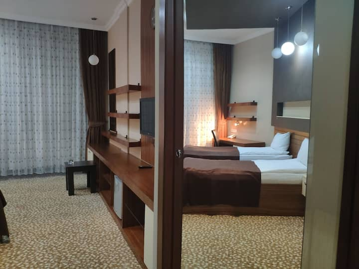 Askar Hotel double or twin