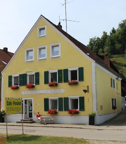 PENSION STAUBER