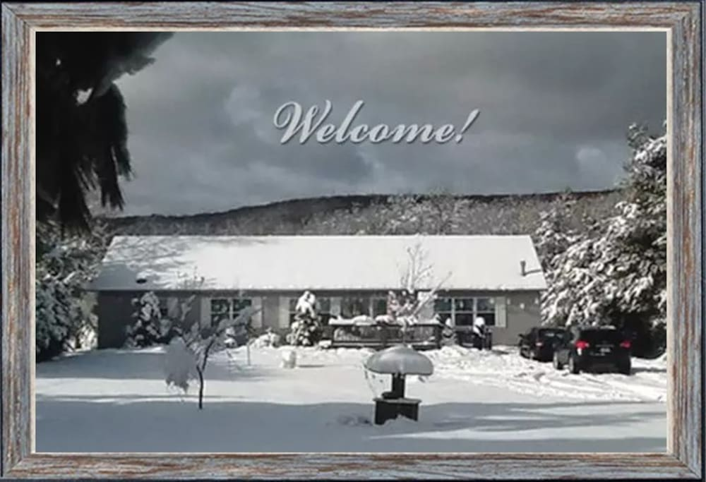 """Welcome!  and Adiós  """"Winter"""""""