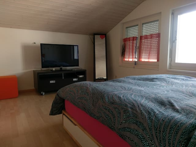 Ruhiges Zimmer in der Nähe von Zürich - Wangen - Ház