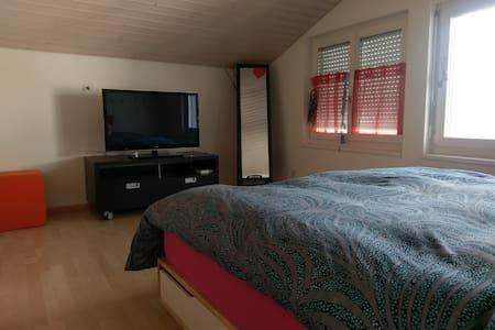 Ruhiges Zimmer in der Nähe von Zürich - Wangen - Huis