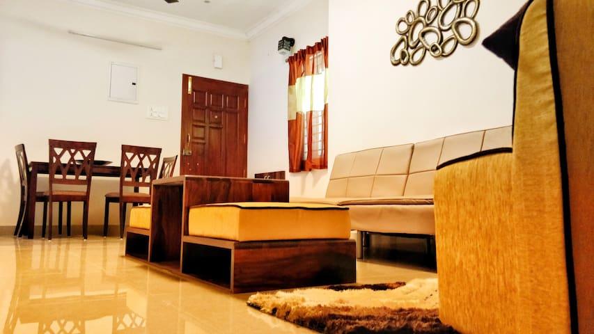 TAVAT Serviced Apartment-3BHK (001)-West Mambalam