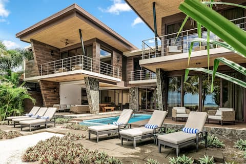 Luxury Home on the Sand