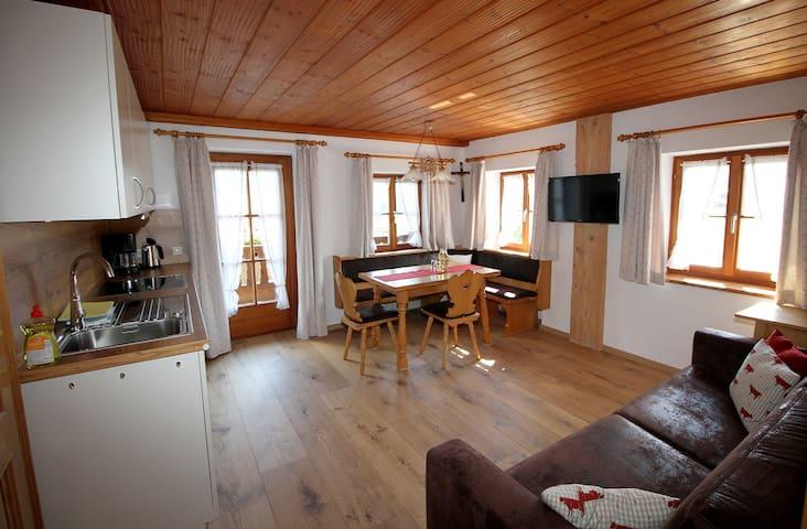 Schifterhof - Ferienwohnung mit Südbalkon