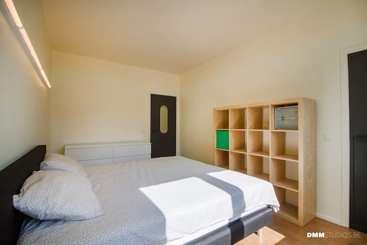 slaapkamer 2 chambre à coucher 2