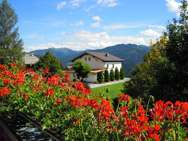 Salzburg - Berghostel- Sonnhof 6