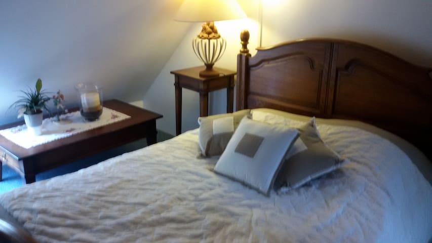 Charme de charme aux pieds de la chaîne du Vercors - LE GUA - Bed & Breakfast