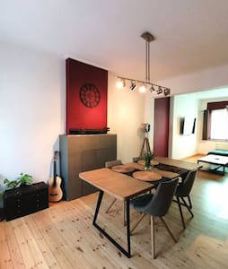2 big rooms with double bed 15min near Brussels