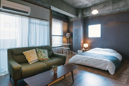 WAKANAHOUSE02 天神に泊まる - Fukuoka-shi - Apartment