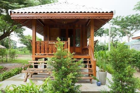 สวนไผ่โฮมสเตย์ลำพูน BAMBOO HOMESTAY - Tambon banpean - Bed & Breakfast