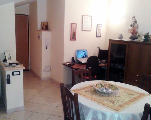 Accogliente appartamento a mare - Sant'Agata di Militello - Apartament