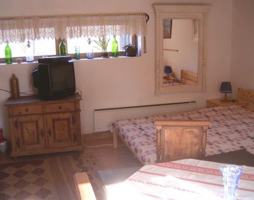 Apartman belső