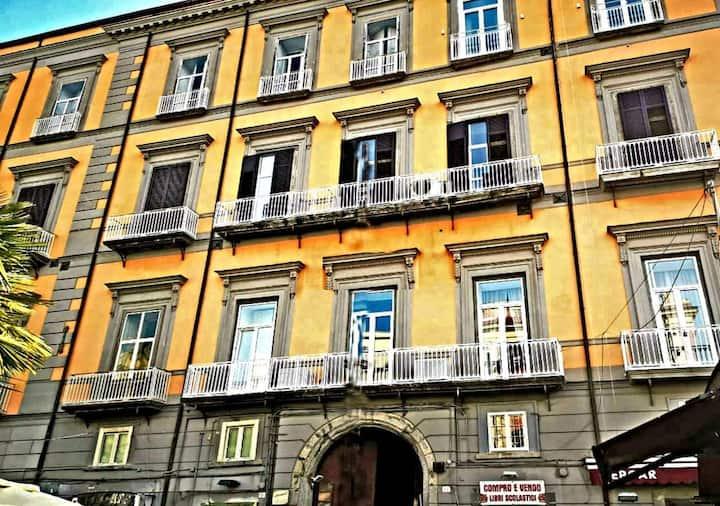 Piazza  Dante 22  Apartment   nel cuore di Napoli