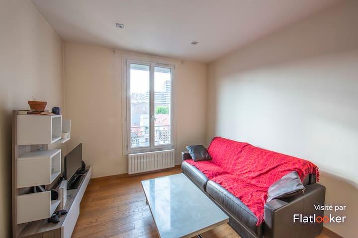 Appartement 2 pièces Puteaux