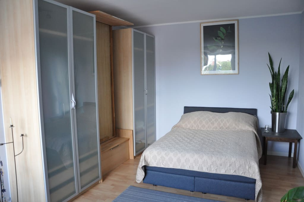 2 amplios closets