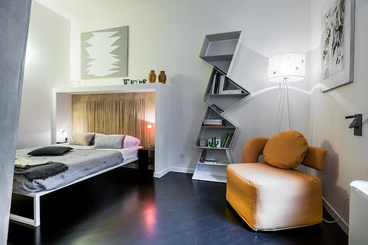 BRERA SUITE a design home in Milan