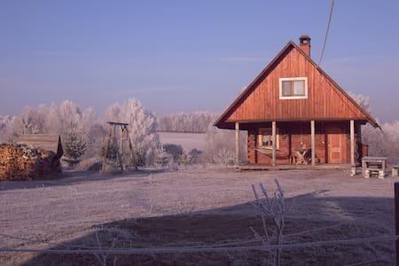 Франкорусский дом в большой природе - Svetlitsy - Casa