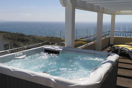 THE SEA DUPLEX PENTHOUSE - SPA - Ericeira