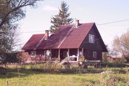 2 gîtes en pleine nature - Svetlitsy - House