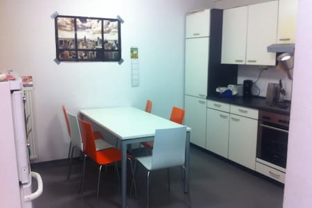 Room in a shared flat for rent! - Konstanz - Apartment