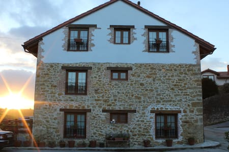 Apartamento casa rural en el Tejo - Ceceño