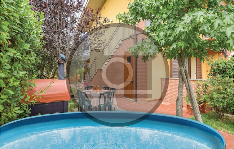 Holiday apartment with 2 bedrooms on 75m² in Fauglia