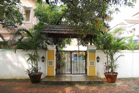 Goan Courtyard- Studio Apartments - Apartament