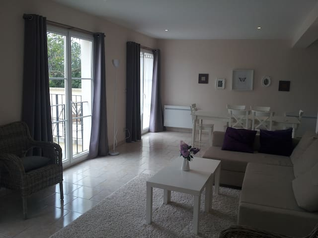 "Appartement 3 chambres ""Le Haras"""