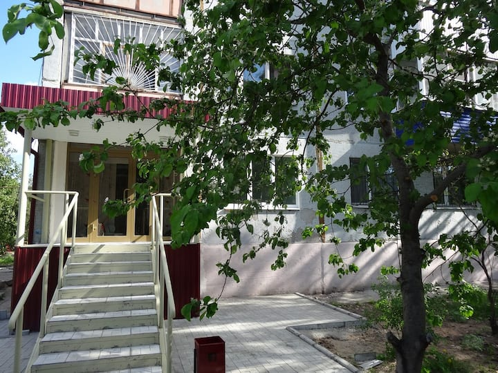 Мини-гостиница «Золотая рыбка»